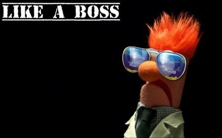 beaker boss